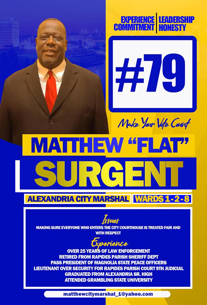MATTHEW SURGENT700