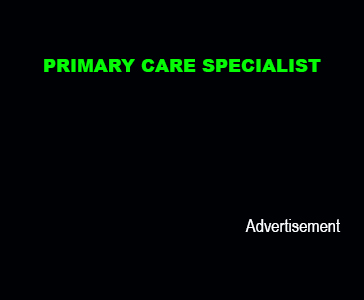 Primary Care Specialist